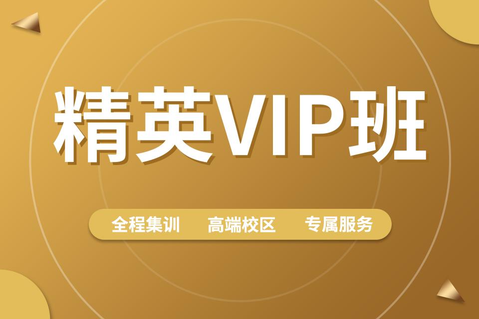 精英VIP班